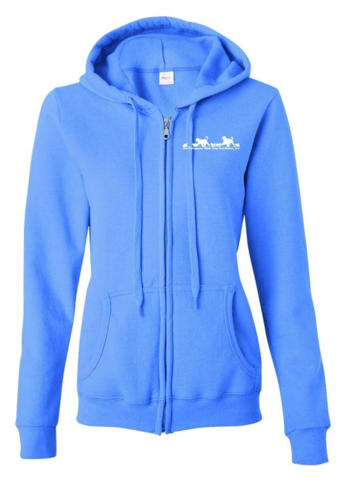 Full-Zip Hoodie Sweatshirt